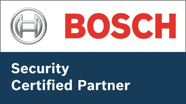 Bosch Security Certified Partner