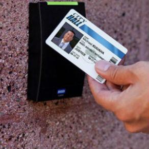 Access Card Control